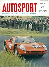 Porsche 904GTS, Ben Pon