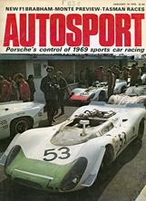 Porsche 908, Siffert/Redman