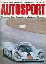 Porsche 917, Rodriguez/Kinnunen