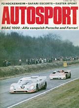 Porsche 917, Siffert/Bell