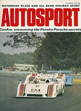 Porsche 917/10, George Follmer