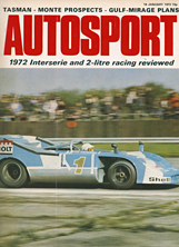 Porsche 917/10, Leo Kinnunen
