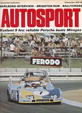 Porsche 908, Jost/Muller