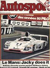 Porsche 936-81, Bell/Ickx