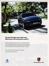 Porsche Cars North America - 2012