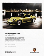 Porsche Cars North America - 2011
