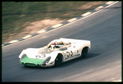 Jo Siffert, Porsche 908