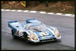 Attwood/Herrmann, Porsche 917K