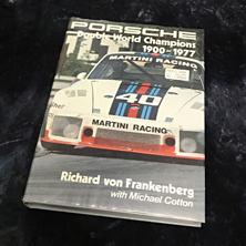 Porsche Double World Champions