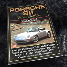 Porsche 911 Gold Portfolio 1990-1997
