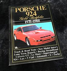 Porsche 924 Gold Portfolio 1975-1988