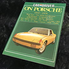 Car & Driver on Porsche