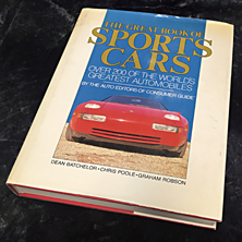 The Great Book of Sports Cars