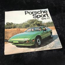 Porsche Sport 1976-77
