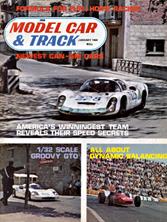 Model Car & Track