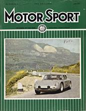 Bonnier/Abate, Porsche 2.0-litre GP