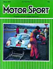 Rodriguez/Oliver, Porsche 917, Daytona 500