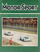 Siffert & Rodriguez, Porsche 917