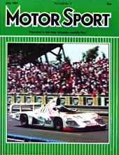 Bell/Ickx, Porsche 936/81, Le Mans
