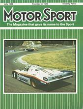 Holbert/Heywood, Porsche 956