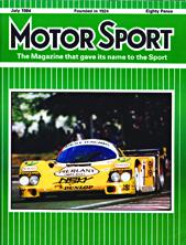 Pescarolo/Ludwig, Porsche 956, Le Mans