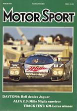 Derek Bell, Porsche 962