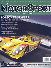 Porsche RS Spyder & 550