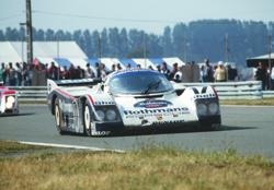 Le Mans Victory #12 - 1987