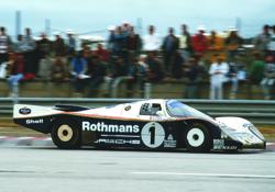 Le Mans Victory #11 - 1986