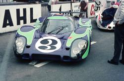 Larousse/Kauhsen Porsche 917 LH
