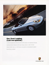 Porsche Cars North America - 1998