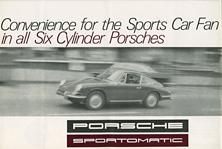 Porsche Sportmatic