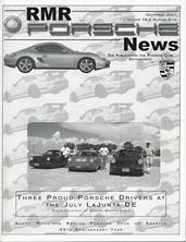 RMR Porsche News