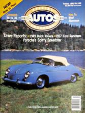 Special Interest Autos
