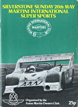 Silverstone, Martini International