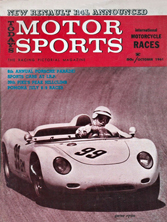 Today's Motor Sports