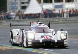 Le Mans Victory #17 - 2015