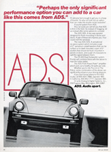 ADS Audio - 1982