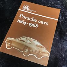 Porsche Cars 1964-1968