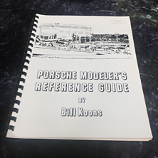 Porsche Modellers Reference Guide