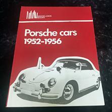 Porsche Cars 1952-1956