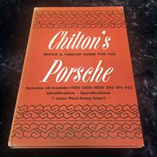 Chilton's Repair & Tune Up - Porsche