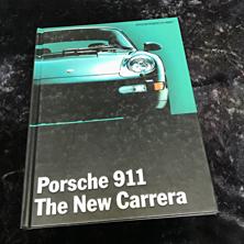 Porsche 911 the New Carrera