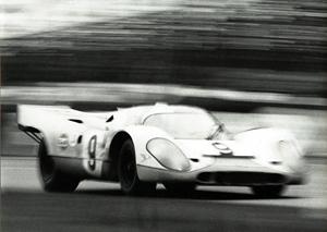 Pedro Rodriguez, Porsche 917