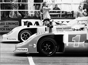Leo Kinnuennen, Porsche 917/10