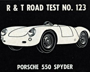 Porsche 550