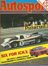 Porsche 956, Bell/Ickx