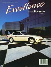Excellence (formerly Porsche Magazine)