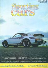Sporting Cars