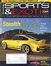 Sports & Exotic Car